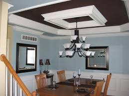scintillating dining room molding ideas photos best inspiration