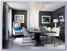 best grey paint color for dining room painting home design