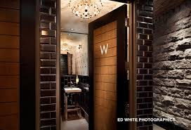 Earls Restaurant Bathroom Toronto Interior Design Pinterest - Toronto bathroom design