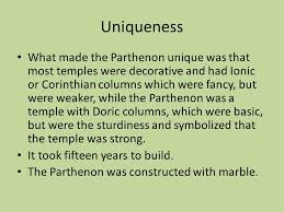 the parthenon ford young location the parthenon was built on the
