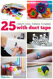 25 cool duct tape crafts tip junkie