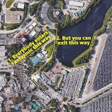 Map Of Disney World Parks 100 Of The Best Disney World Tips