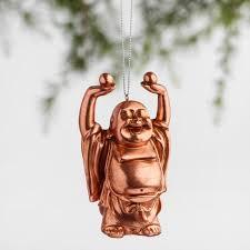 style happy buddha ornaments set of 3 world market