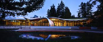 Vandusen Botanical Garden Wedding Vandusen Botanical Garden Visitor Centre Perkins Will Arch2o