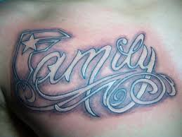 family tattoo on chest by judahyounce on deviantart
