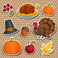 turkey stickers thanksgiving 76 thanksgiving templates editable psd ai eps format