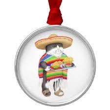 mexican sombrero ornaments keepsake ornaments zazzle