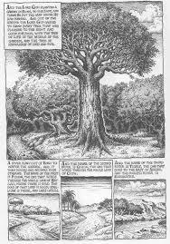 creation redux robert crumb u0027s the book of genesis illustrated