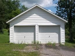 2 car detached garage u2013 garage door decoration