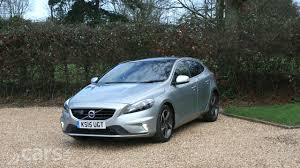 volvo v40 d2 r design lux nav review 2016 cars uk