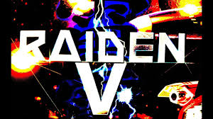 classic game room raiden v review youtube