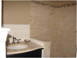 Bathroom Tile Border Ideas Colors Bathroom Half Bath Wall Tile Ideas Bathroom Wall Tile Bathroom