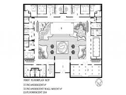 style house plans with courtyard house small house plans with courtyard