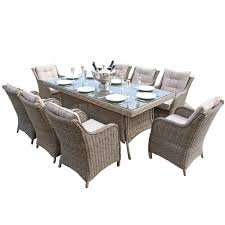 Rattan Garden Furniture Clearance Sale Image Is Loading Modern Rattan Garden Furniture Sofa Set Lounger 8