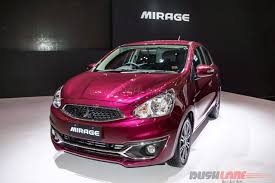 mitsubishi attrage bodykit mitsubishi mirage facelift makes indonesia debut 2016 giias