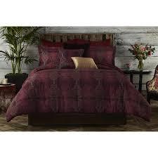 Maroon Comforter Tracy Porter Gigi Reversible Comforter Set U0026 Reviews Wayfair