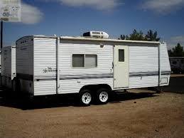 1999 fleetwood wilderness 24j travel trailer mesa az little