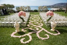 petal aisle runner wedding flowers how to create a floral aisle runner inside weddings