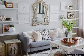 Gray Sofa Living Room 7 Ways To Use Gray Decor Without Feeling Depressed Huffpost