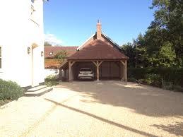 heritage oak frames oak framed garages
