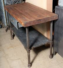 vintage kitchen work table industrial kitchen work table at 1stdibs