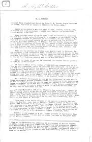 excerpts from judge c w raines u0027 biographical sketch of h a