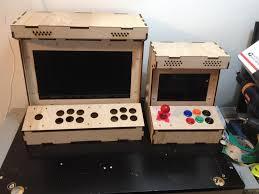 Building A Mame Cabinet Diy Arcade Cabinet Kits More 2 Player Porta Pi