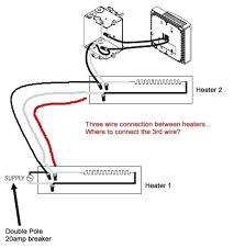 wiring electric baseboard heaters heating taco zone sentry zone