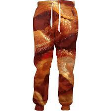 Bacon Strips And Bacon Strips Meme - bacon strips joggers all over print apparel getonfleek