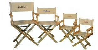 chaise metteur en scène bébé fauteuil metteur en scène adulte 85 x 40 x 45 cm hévéa massif