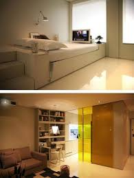 Smart Interior Design Ideas Hi Tech Interior Design For Small Apartment Interior Design