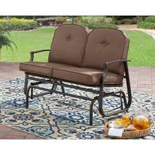 better homes and gardens belle drive steel wicker rocking high