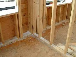 wood framed wall construction concerns wood frame corners engineering