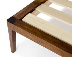 Walnut Bed Frames Walnut Storage Bed Platform Bed No 2 Modern Wood Bed Frame