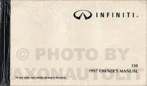 1997 infiniti i30 repair shop manual original