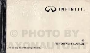 1997 infiniti i30 repair shop manual original