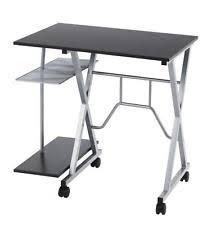 Office Desk With Wheels Computer Desk Wheels Ebay