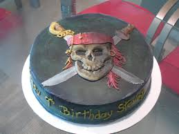 pirates of the caribbean birthday cake printable coloring pages