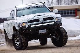 aftermarket dodge truck bumpers 2009 up ram 1500 ecodiesel stealth front bumper road