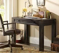 Pottery Barn Small Desk Black Small Desk