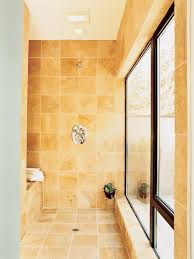 bathroom tile ideas sunset tumbled slate