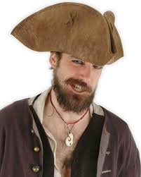 pirates of the caribbean jack sparrow hat costumes life