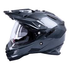 white motocross helmets motocross helmet w tec ap 885 tx 27 carbon look insportline