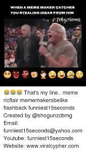 Meme Maker Website - when a meme maker catches you stealing ideas from him petymemes d