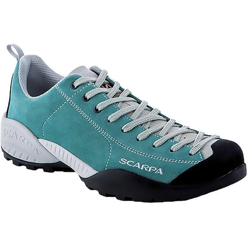 Scarpa Mojito Approach Shoes Lagoon Medium 39.5 32605L/350-Lag-39.5