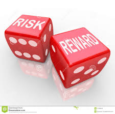 Dice Resume Search Risk And Reward Words On Dice Illustration 17096376 Megapixl