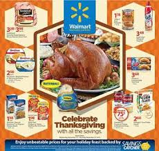 walmart weekly ad november 16 22 2014 thanksgiving sale