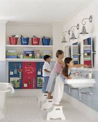 storage solutions for bathrooms pottery barn kids