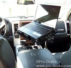 Truck Laptop Desk Pro Desk Laptop Desks For Trucks Cars Vans Suvs