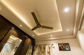 false ceiling design for bedroom with fan memsaheb net